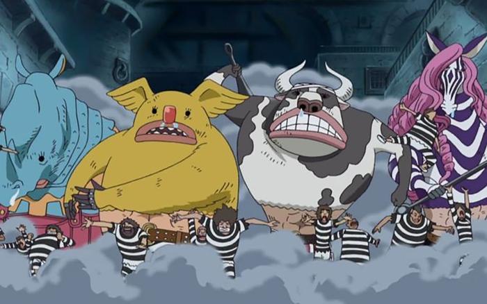 One Piece: Giả thuyết về trái ác quỷ hệ Zoan dạng thức tỉnh